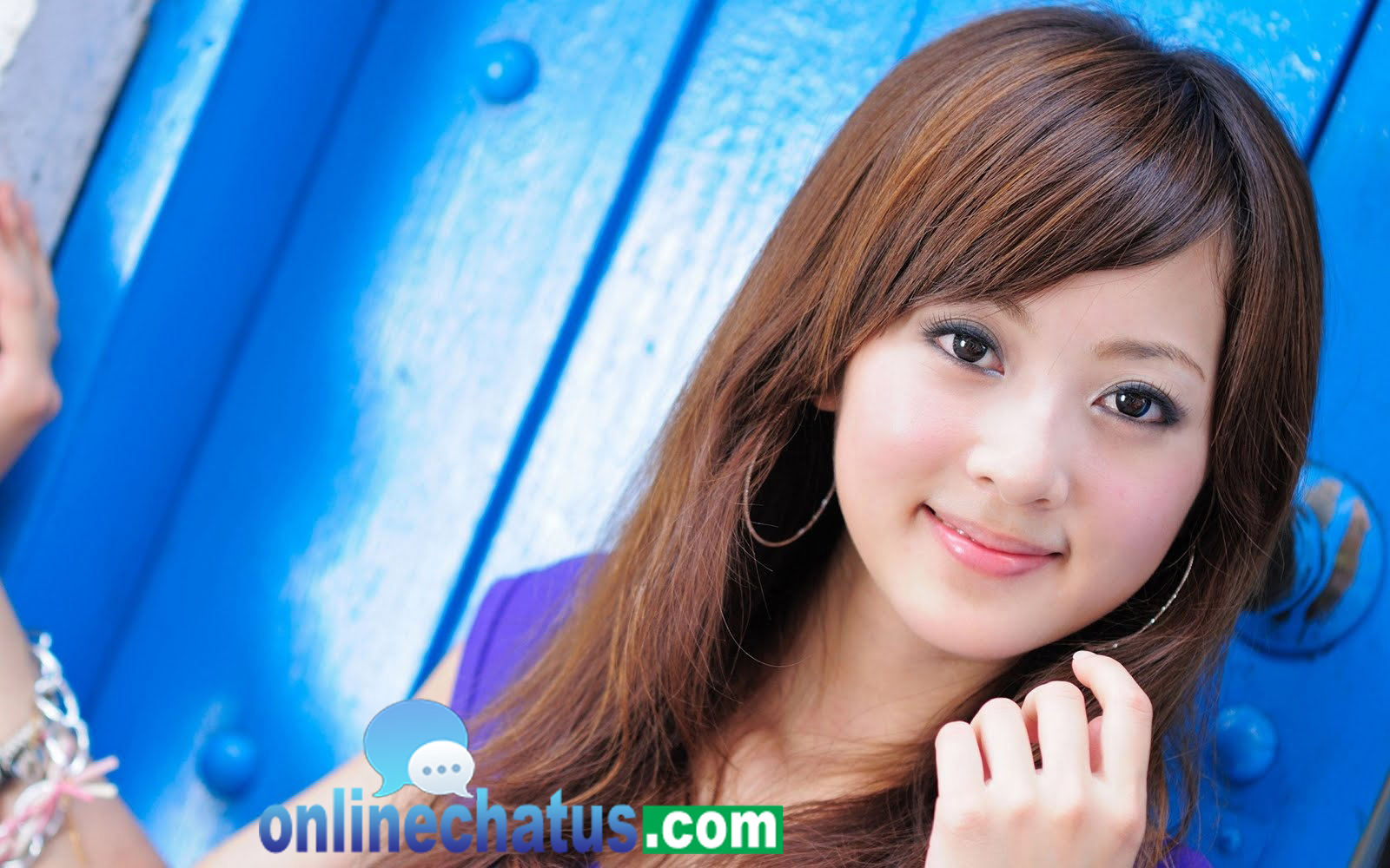 Asian chat girl