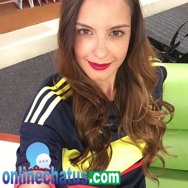 Colombia chat girl