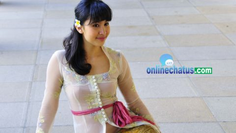 Chat online with Bali friends without registration
