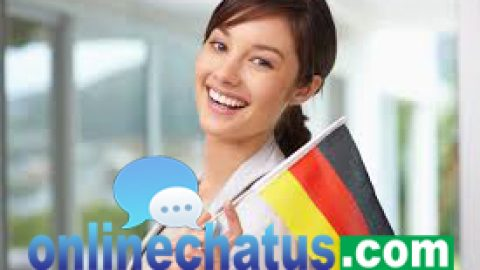 Chat online with Germany friends without registration