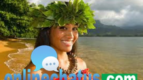 Chat online with Hawaii friends without registration