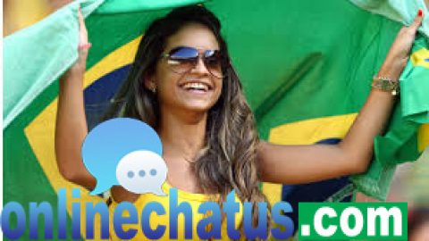 Chat online with Brazil friends without registration